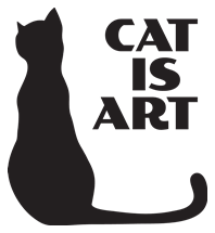Cat Is Art