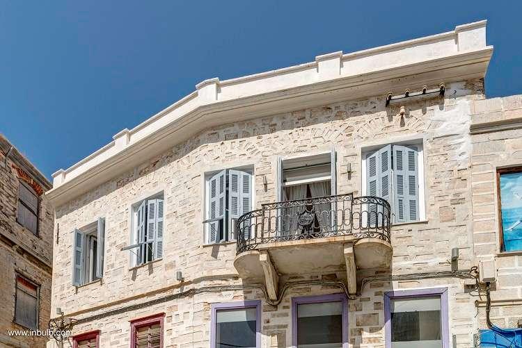«1844 Suites», εμπειρία υψηλών προδιαγραφών στην αρχοντική Ερμούπολη