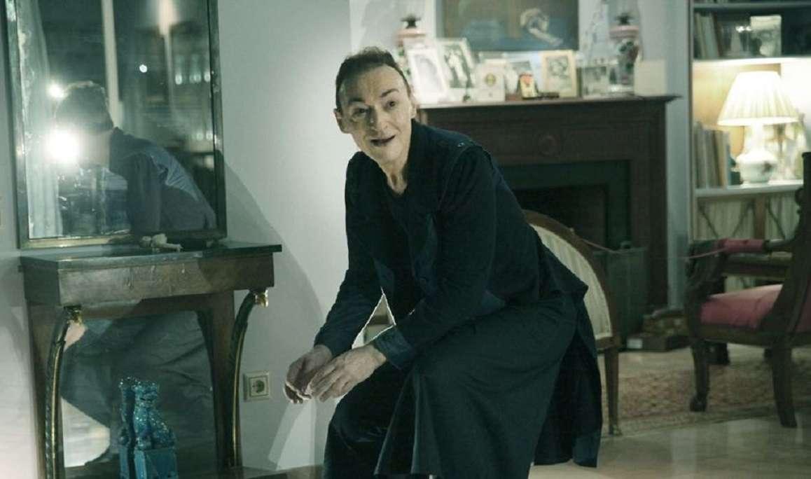 Η Σοφία «γύρισε» στην Αθήνα της και στο σαλόνι της Οικίας Κατακουζηνού για τσάι με τον Φαίδωνα Καστρή