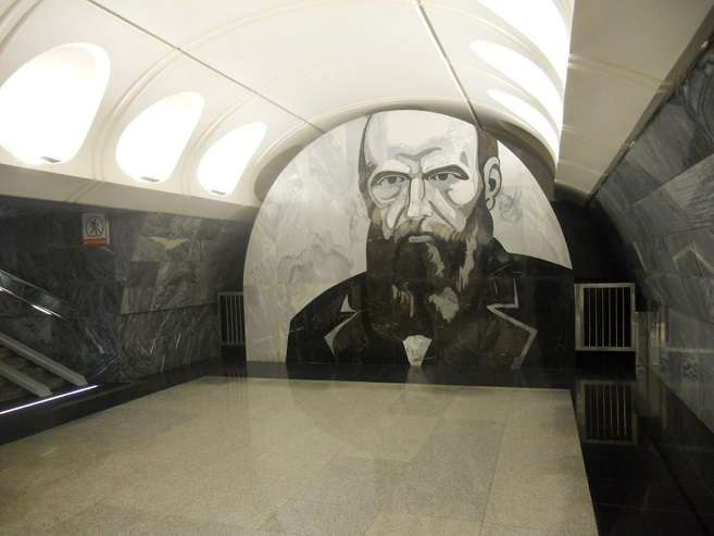 «Dostoyevskaya Metro Station». Τέσσερα διηγήματα του Φ.Μ. Ντοστογιέφσκι στη Β' Σκηνή του Θεάτρου της οδού Κεφαλληνίας