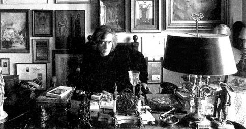 Γιώργος Χειμωνάς, «Ο Εχθρός του Ποιητή»