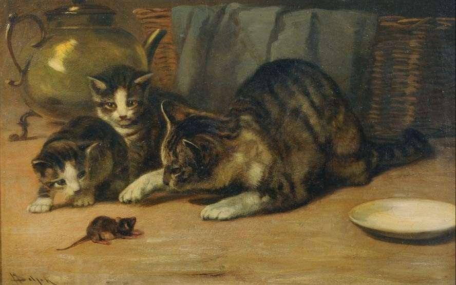 «Η Χώρα Χωρίς Γάτες» του Ευγένιου Τριβιζά