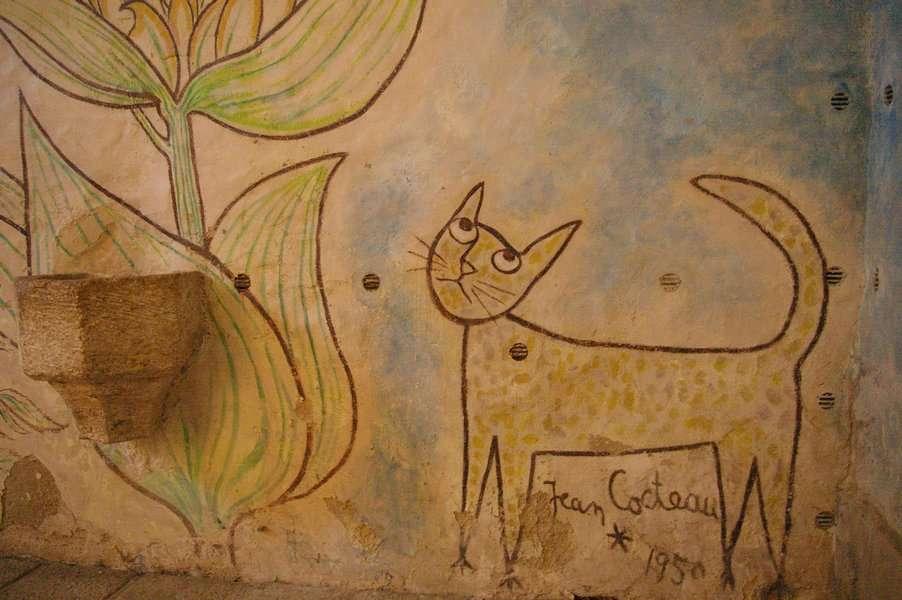 «Η γάτα» από τον Jean Cocteau