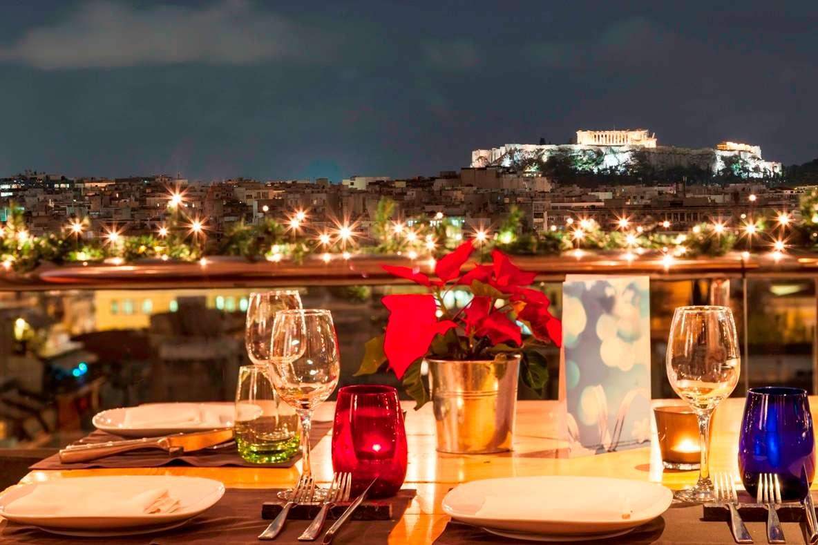 Ρεβεγιόν και Happy New Year's Βreakfast «St' Astra» με θέα τ' άστρα…