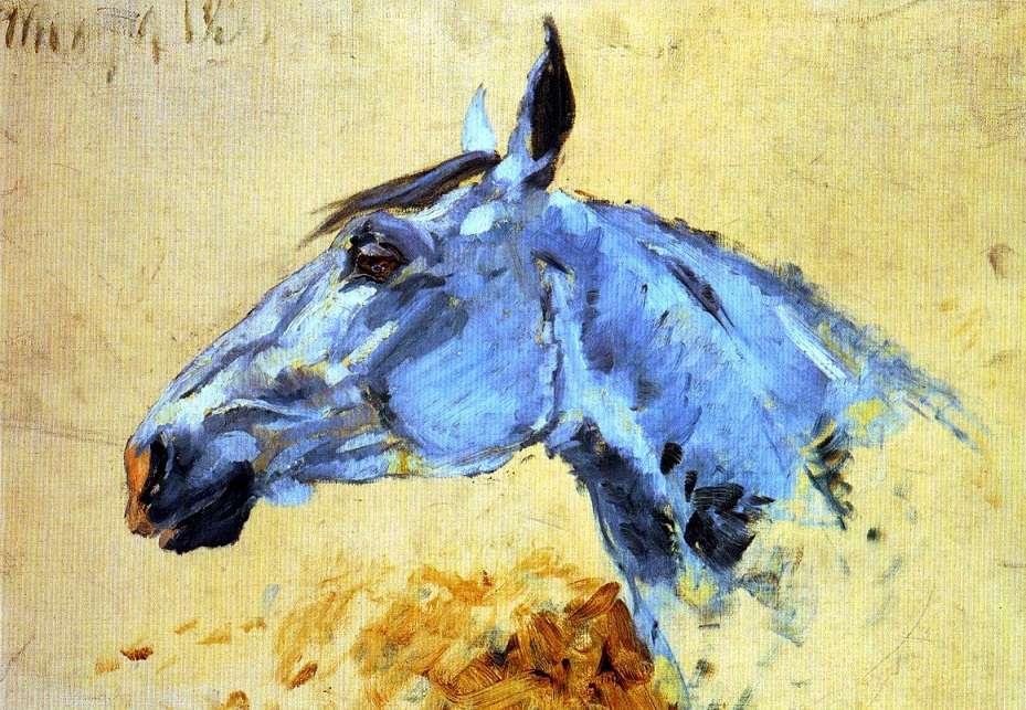 Ζαχαρίας Παπαντωνίου, «Το άλογο»