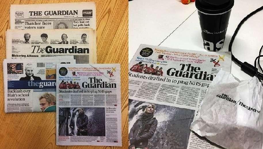 Αν αγαπάς τη μυρωδιά του χαρτιού, την είδηση και ξέρεις τι σημαίνει μελάνι, σώζεις και τις εφημερίδες