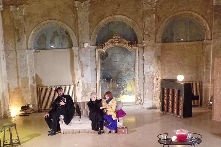 Hedda Gabler. Αρκούν 39 σκαλοπάτια για να απολαύσεις το… θρίλερ του Ίψεν στο «Μπάγκειον»