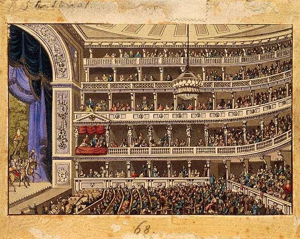 Κ.Π. Καβάφης, «Στο θέατρο»