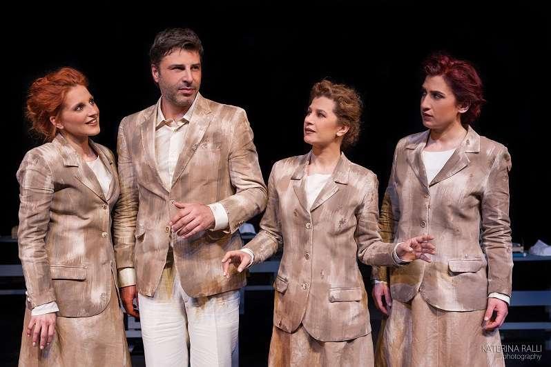 """""""Γκέμμα"""". Ο φιλοσοφικός στοχασμός του ΔημήτρηΛιαντίνη στη θεατρική σκηνή"""