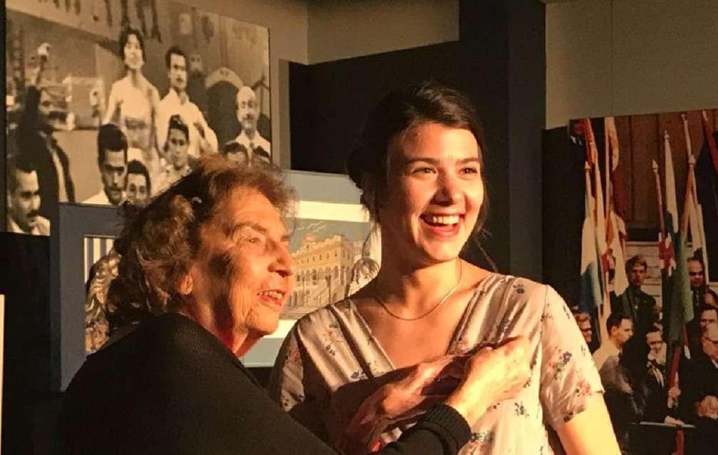 Η «Στέλλα Γερακάρη» χάρισε το «Μελίνα Μερκούρη» για το 2018 στην Ιωάννα Κολλιοπούλου – Τι έχει γράψει το catisart