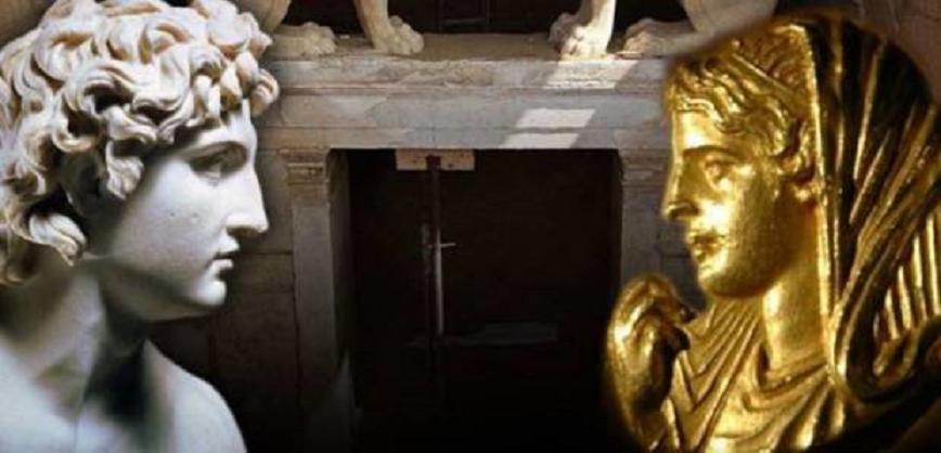 Ολυμπιάδα. Από την Αρχαία Πασσαρώνα, μέχρι την Πέλλα, τις Αιγές και την Πύδνα