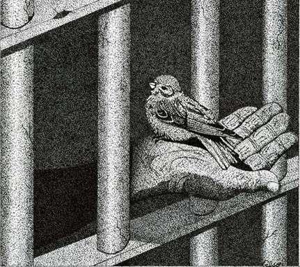 Η Φυλακή (Κώστας Μόντης) | Cat Is Art