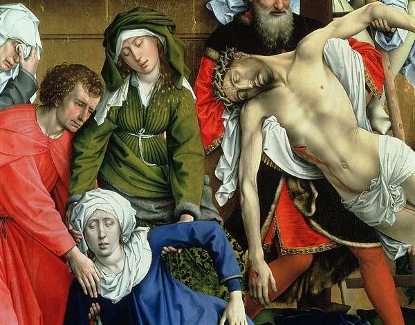 Η Σταύρωση, η σταύρωση και το μαρτύριό της