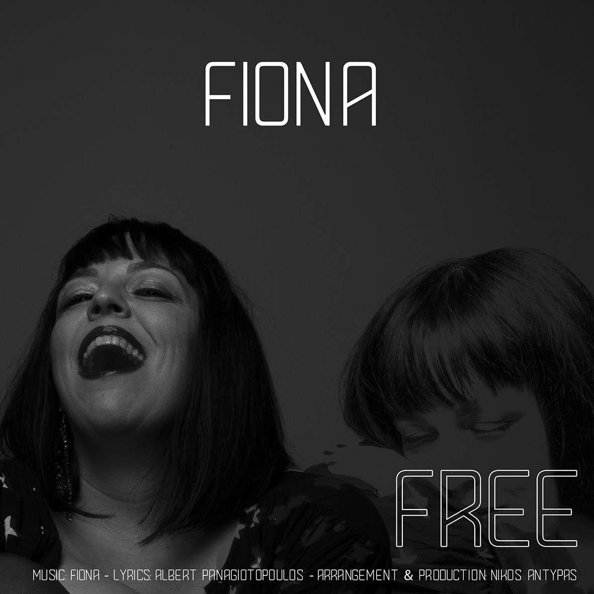«FREE». Ένας ύμνος στην προσωπική ελευθερία και έκφραση από την Ελληνο-γερμανίδα FIONA