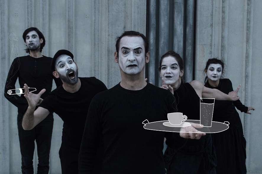 H ομάδα βωβού – σωματικού θεάτρου Splish-Splash παρουσιάζει τον «mπάτλερ» στο Bob Theatre Festival