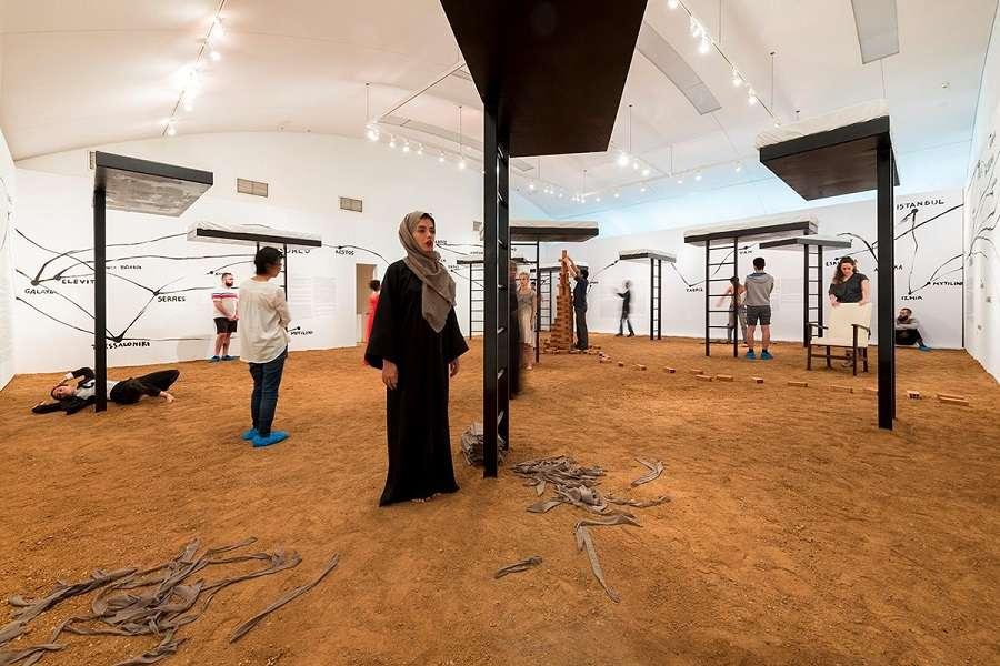 Τρωάδες – Anima Captus: Μόνο με «τρία βήματα» έζησα μια εμπειρία ζωής στο Μουσείο Μπενάκη