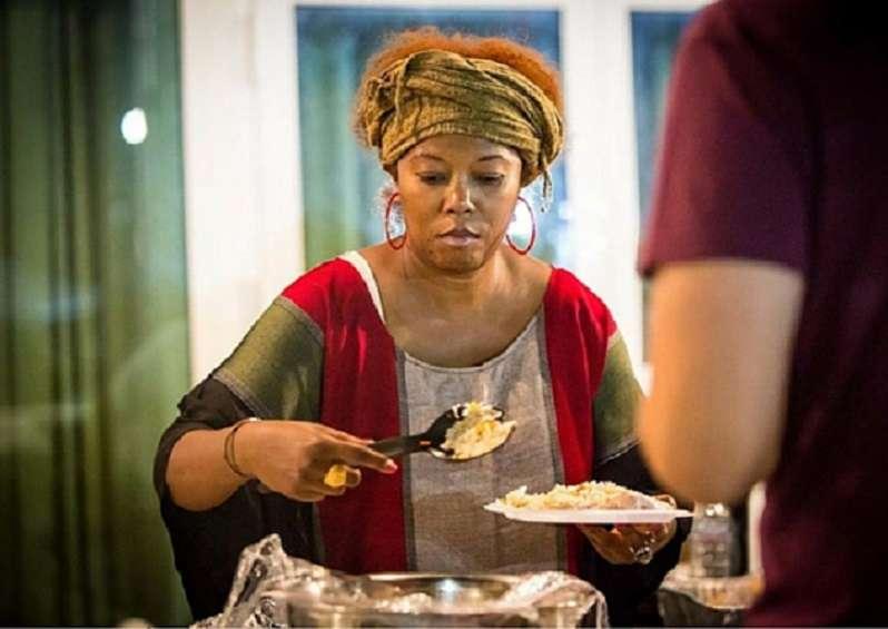 Πολυεθνικό τραπέζι με γεύσεις από 20 χώρες στο 21ο τριήμερο Αντιρατσιστικό Φεστιβάλ, στο Πάρκο Γουδή