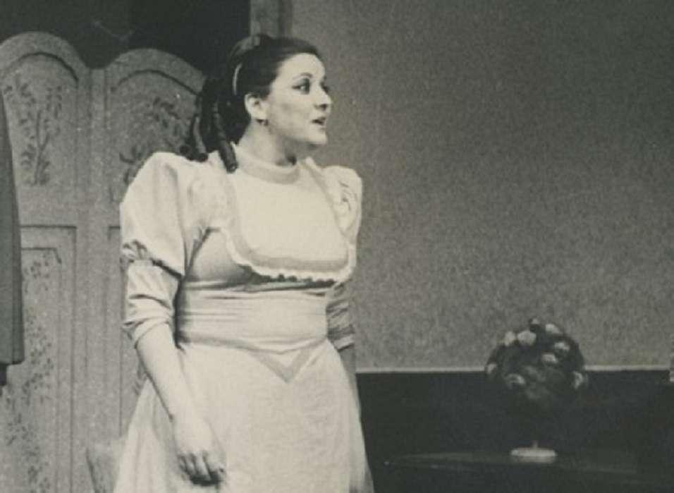 Τζέσυ Παπουτσή. Έφυγε ένα καλό παιδί, «μια αληθινή κυρία του θεάτρου και της καρδιάς μας»…