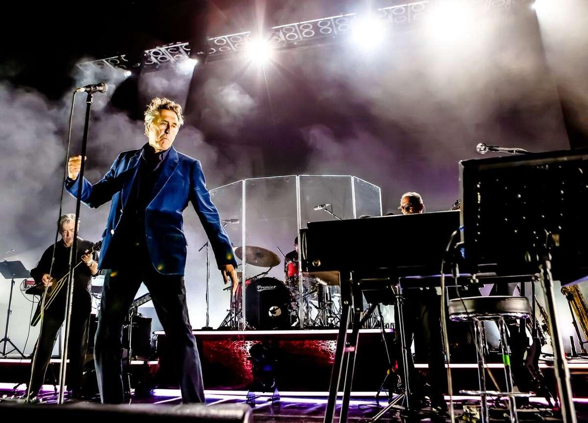 Ο «δανδής της ροκ» Bryan Ferry έρχεται τον Σεπτέμβριοκαι στο Ωδείο Ηρώδου Αττικού
