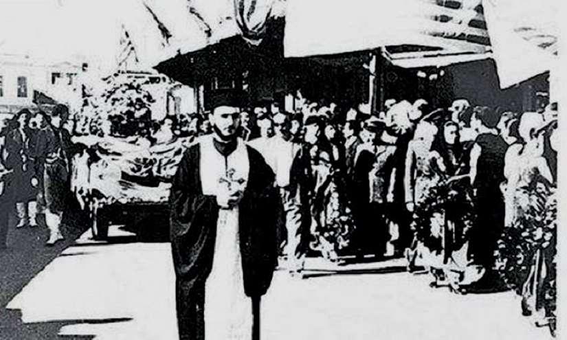 Ο παπα-Σταύρος, που αποχαιρέτησε τον Καζαντζάκη, αγωνίστηκε για τη νίκη και έζησε παλικαρίσια