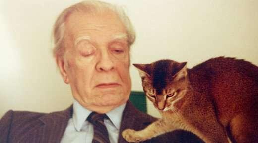Ο Μπόρχες και οι γάτες. Απόσπασμα από το διήγημα «Ο Νότος»