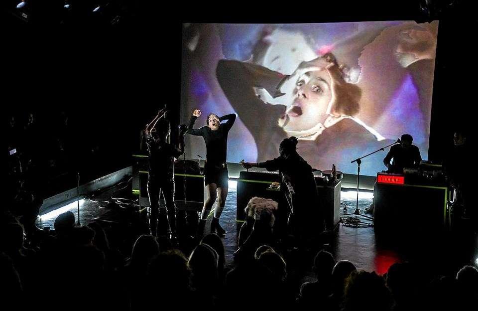 Ακρόαση για την παράσταση της Έλλης Παπακωνσταντίνου και της ODC Ensemble, «Oedipus: Sex with Mum was Blinding»