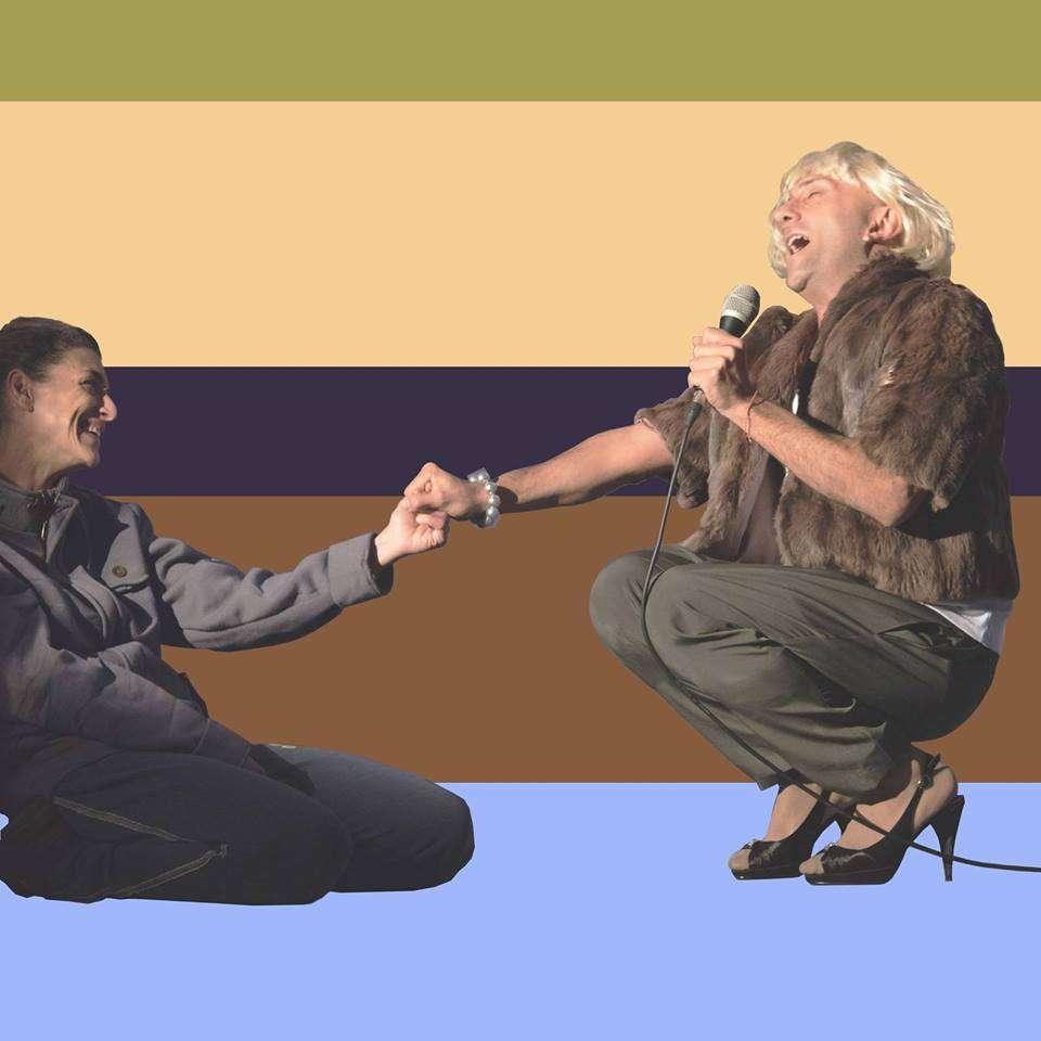 «The Active Spectator» (Ο ενεργός θεατής). Η Λία Χαράκη και ο Μάριος Ιωάννου βάζουν το κοινό στο παιχνίδι της παράστασης