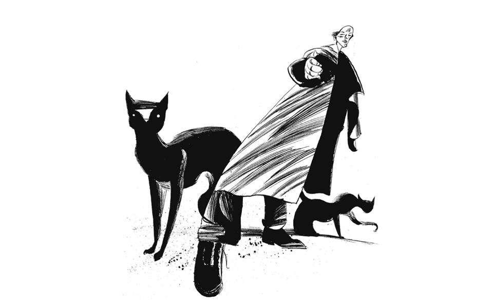 «Βάρτζακ Πο». Ο αίλουρος «Καράτε Κιντ» με τις επτά δεξιότητες και το δυνατό χαρακτήρα