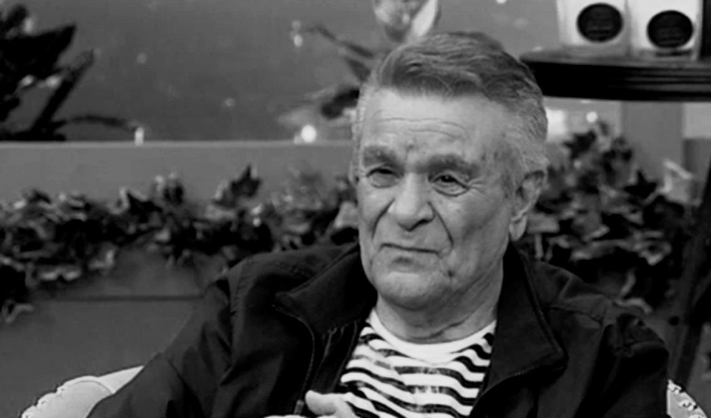 Γιώργος Παπαζήσης. Έκλεισε η αυλαία στα 80 για τον αγαπημένο «Μανωλιό» του ελληνικού κινηματογράφου