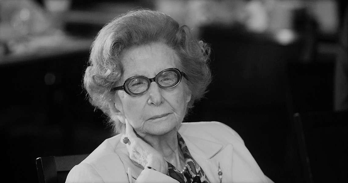 Αλίκη Γιωτοπούλου-Μαραγκοπούλου: Δεν είχαμε ποτέ στις ράχες μας να κάνουμε πόλεμο με τους άντρες…