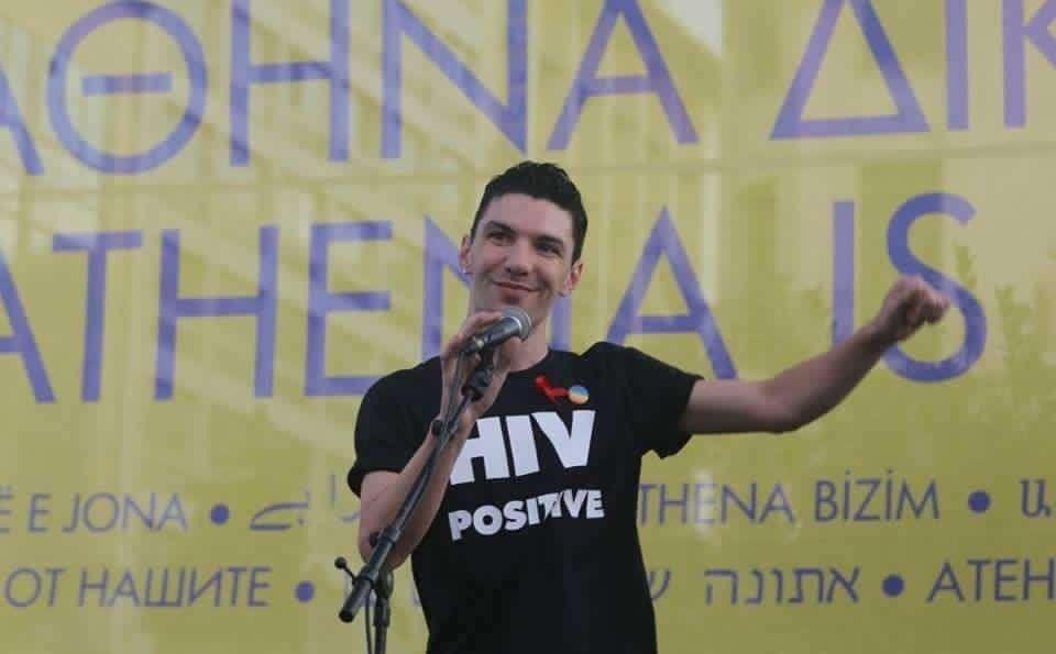 Ζακ, ο ευγενικός ακτιβιστής δικαιωμάτων που γνώρισε την άγρια όψη της κοινωνίας μας…