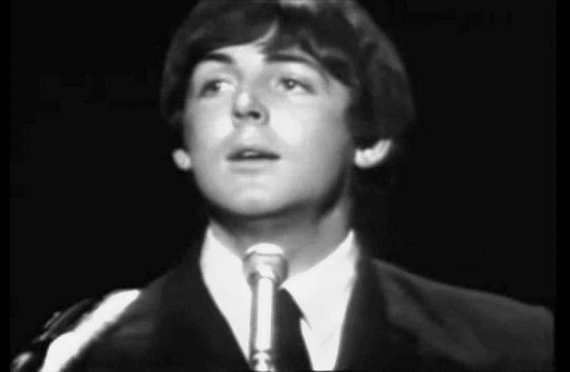 «Yesterday». Ακούστε τον Πολ ΜακΚάρτνεϊ να το τραγουδά στο Λίβερπουλ το 1965