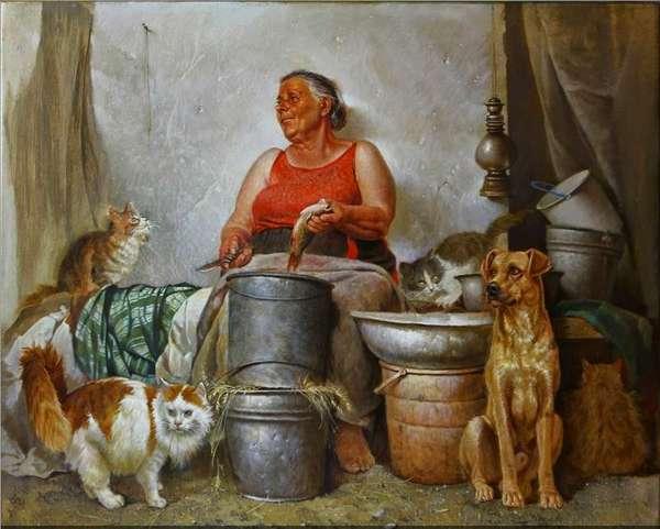 Έλληνες ζωγράφοι ζωγραφίζουν τα ζώα της χώρας μας