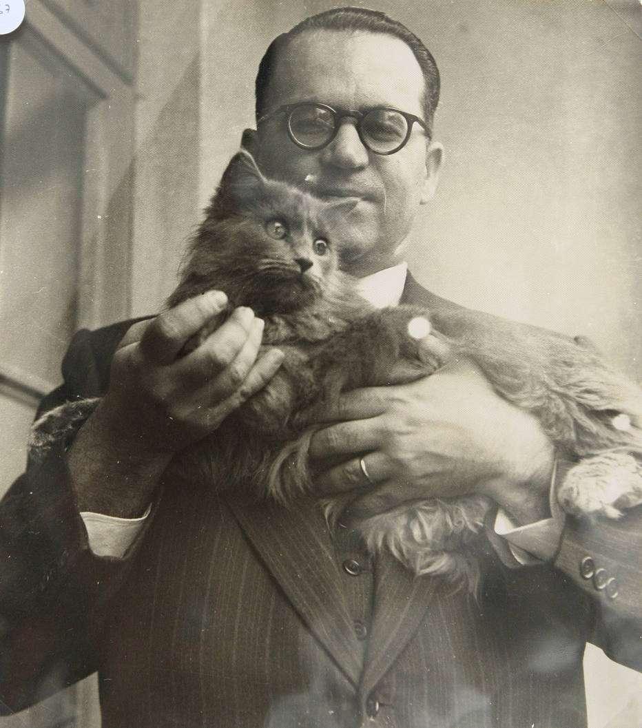 Γκιμαράες Ρόζα. Γιατί ο Βραζιλιάνος συγγραφέας αγαπούσε τις γάτες…
