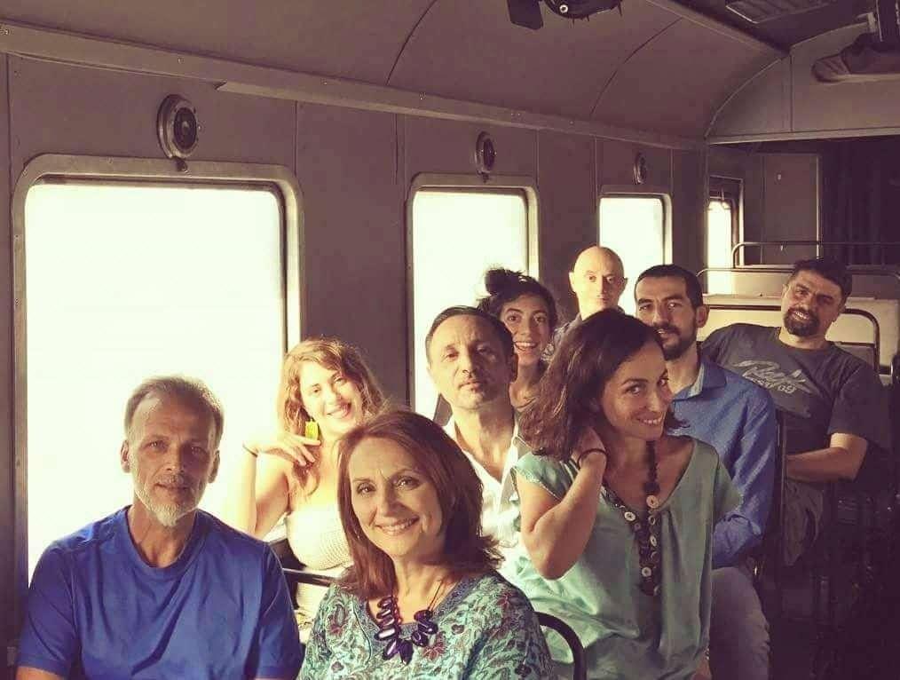 Stamboul TrainτουGraham Greene – Για 2ηχρονιά το διάσημο θρίλερ στo Θέατρο το Τρένο στο Ρουφ