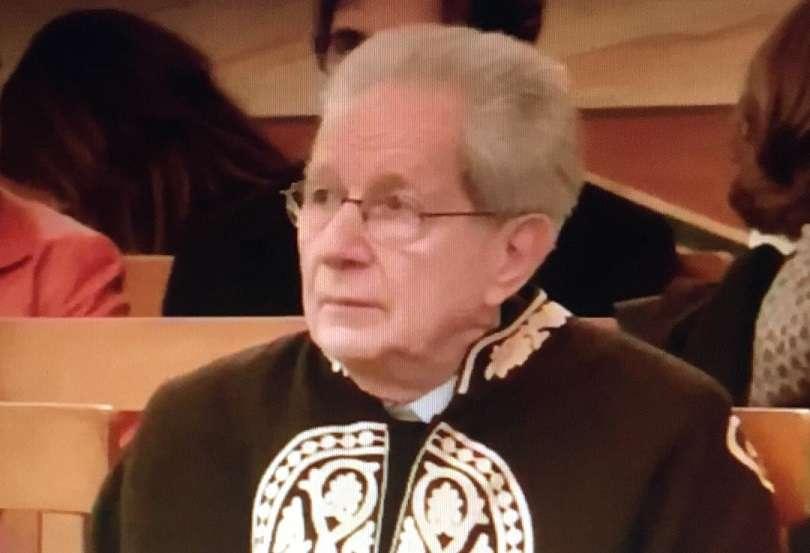 Αναγόρευση του Βάλτερ Πούχνερ σε Επίτιμο Καθηγητή του Εθνικού Καποδιστριακού Πανεπιστημίου Αθηνών