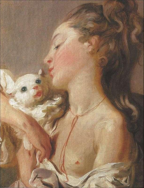 Jean-Honoré Fragonard. Οι γάτες και ο ερωτισμός την εποχή του ροκοκό