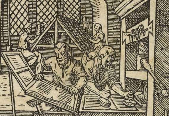 Από την τυπογραφία του μετάλλου στο ηλεκτρονικό βιβλίο / Το παρόν και το μέλλον του βιβλίου