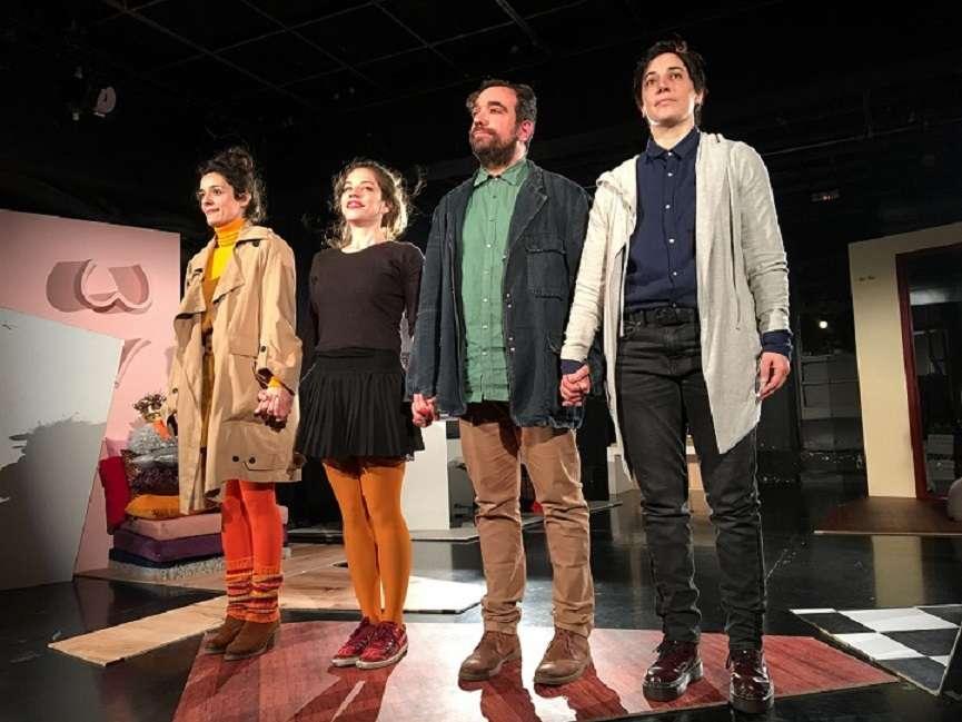 1a9645b692cb Queer Awards 2018: «Rotterdam», «Καραφλομπέκατσος» από τρία βραβεία.  Περήφανο