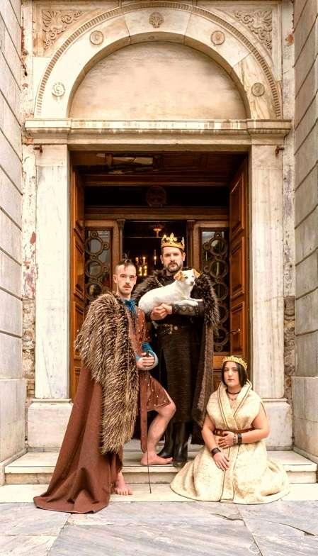 «Mια Ζωή στο Θέατρο» του Ντέιβιντ Μάμετ. Ένα έργο για τα συναισθήματα και τις αγωνίες των ηθοποιών