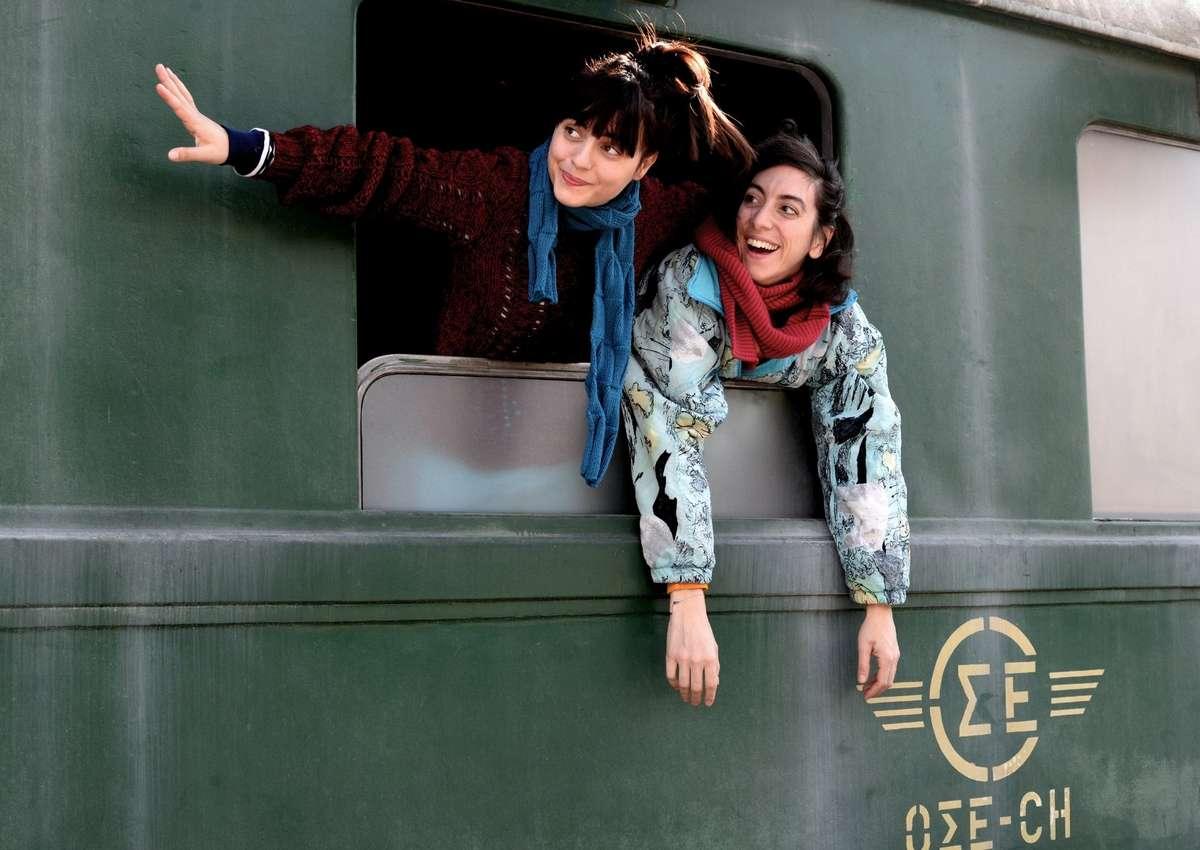 «Το δέντρο που αγαπούσε» τα παιδιά στην Αμαξοστοιχία-Θέατρο το Τρένο στο Ρουφ