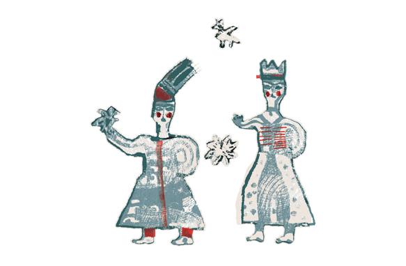 Δύο λαϊκά παραµύθια από την Κάρπαθο αφηγείται η Ρίτα Λυτού