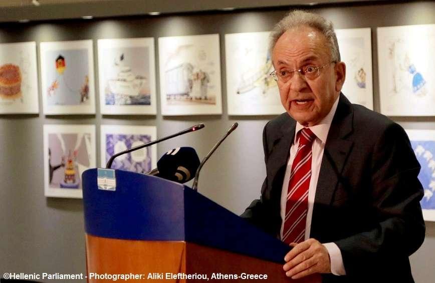 Δημήτρης Σιούφας:  Οι γελιογράφοι με …«γιώτα»