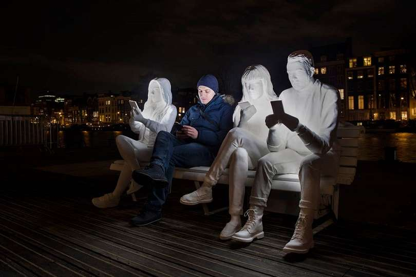 Το Άμστερνταμ με το λαμπερό 7ο Φεστιβάλ Φωτός μετατρέπεται σε μια εντυπωσιακή αίθουσα τέχνης