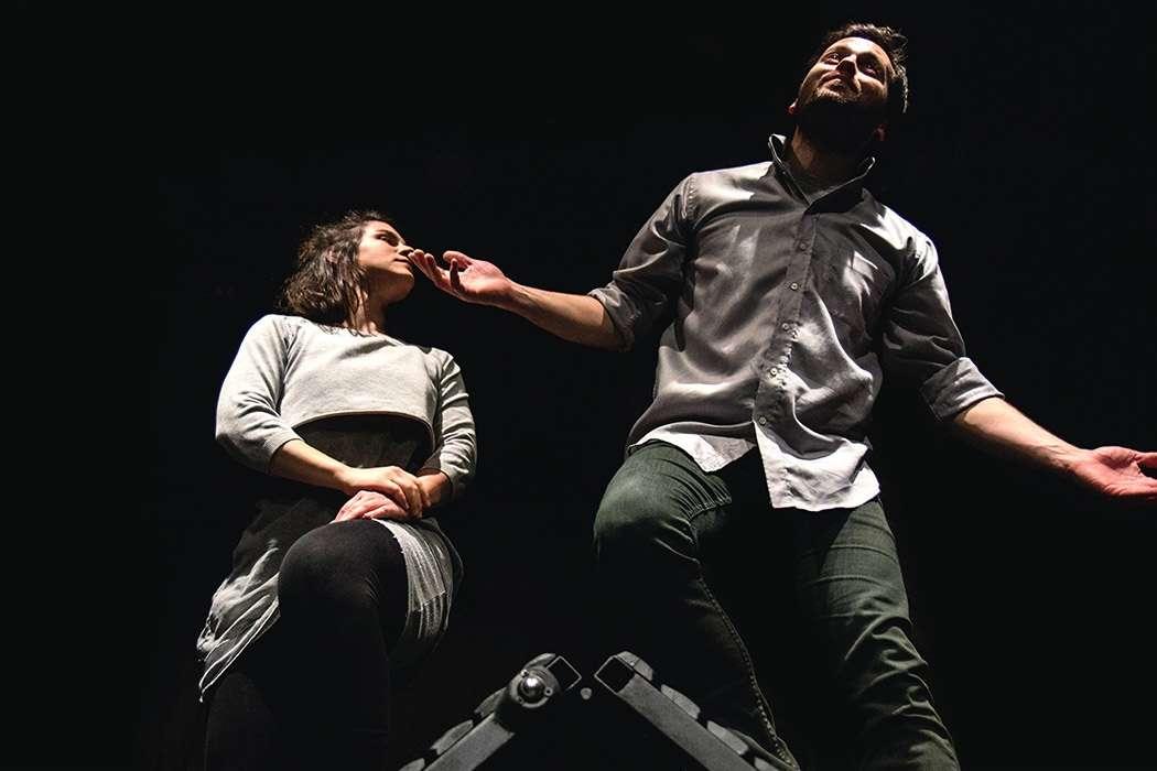 """""""Η Φωνή του Δράκου"""" του Αλέξανδρου Παπαδιαμάντη στο θέατρο «Φούρνος»"""