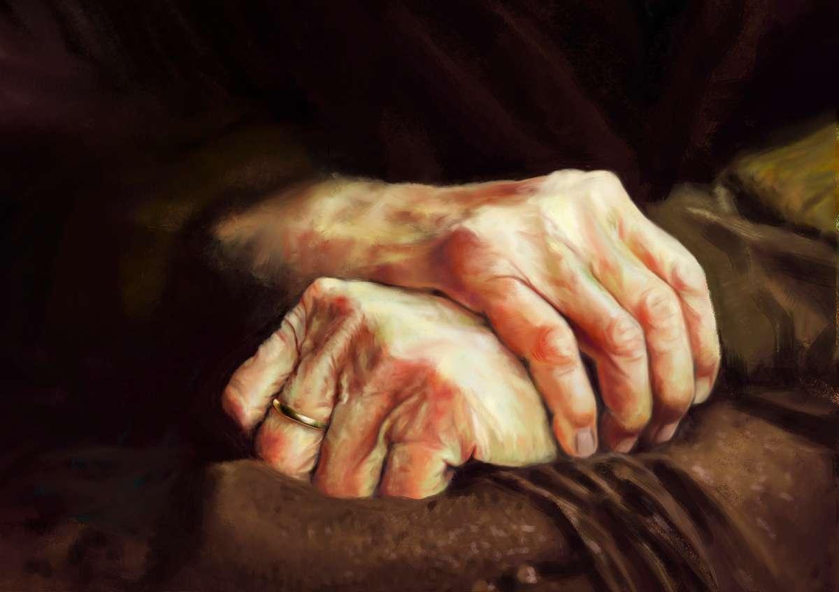 Μιχάλης Γκανάς: Τα Χέρια