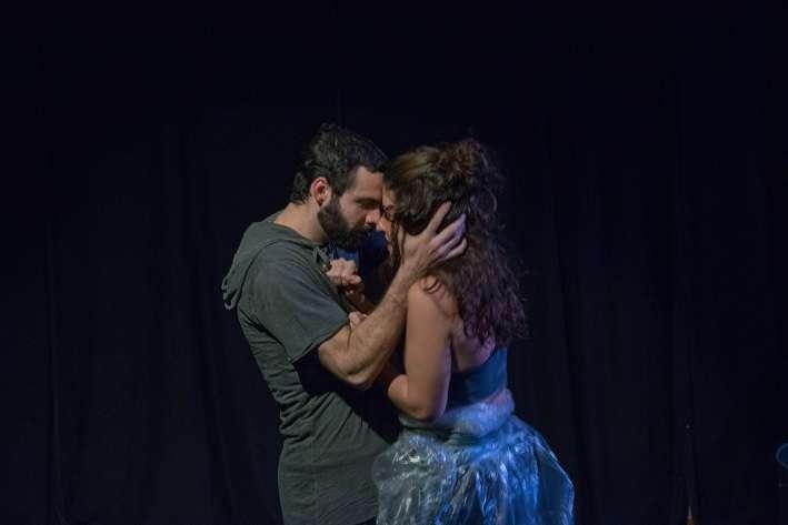 «Ματωμένος Γάμος» (Φωτιά – Νερό) του Φεντερίκο Γκαρθία Λόρκα στην «Αθηναϊκή Σκηνή Κάλβου – Καλαμπόκη»