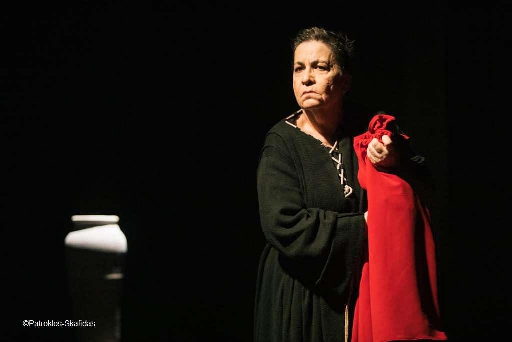 «Η Διαθήκη της Μαρίας» με την Ασπασία Κράλλη στο «Από Μηχανής Θέατρο»