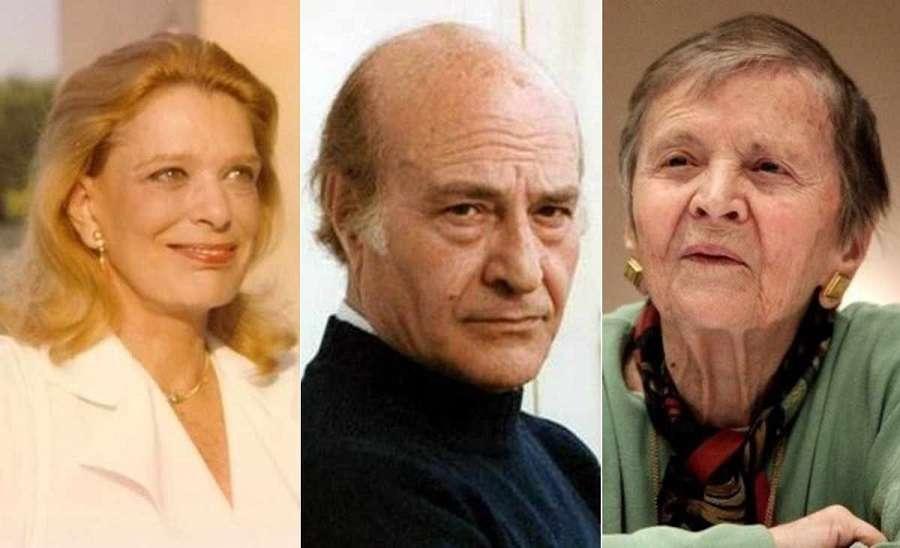 Μελίνα Μερκούρη, Οδυσσέας Ελύτης, Ελένη Γλύκατζη – Αρβελέρ: Για μας η ψυχή μας είναι το όνομά μας