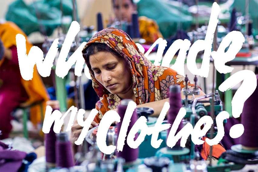 Η Επανάσταση της Μόδας (Fashion Revolution) – Ποιος ράβει τα ρούχα μας;